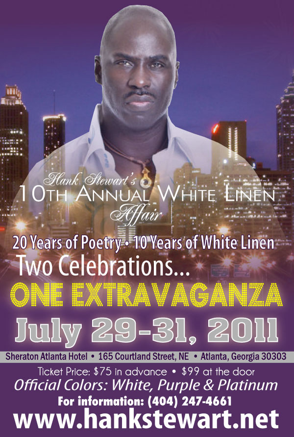 Hank Stewart's 10th Annual White Linen Affair (7/29/2011 - 7/31/2011)